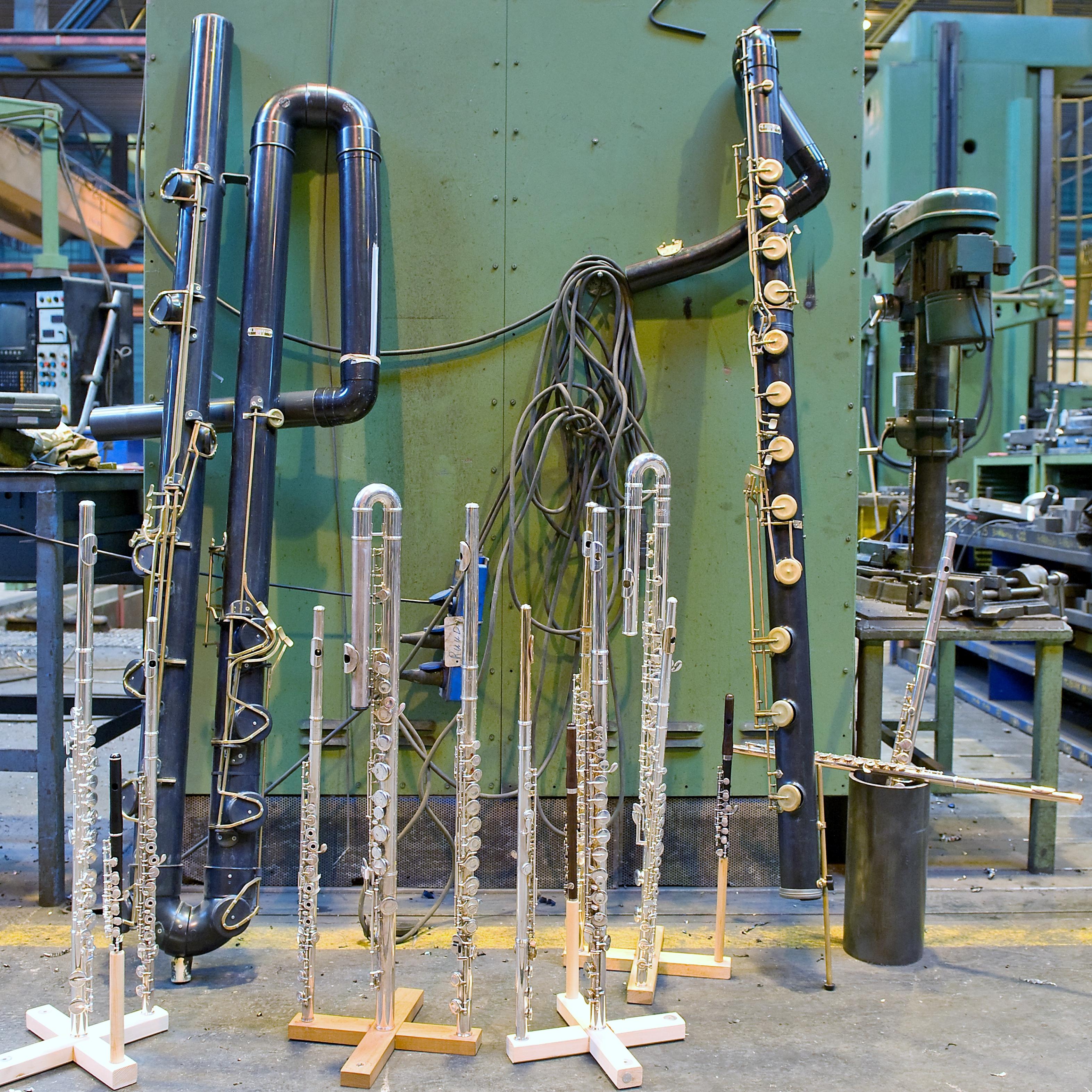flute family