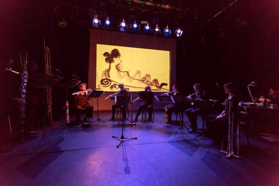 BU Ravel met Gerard de Bruyne