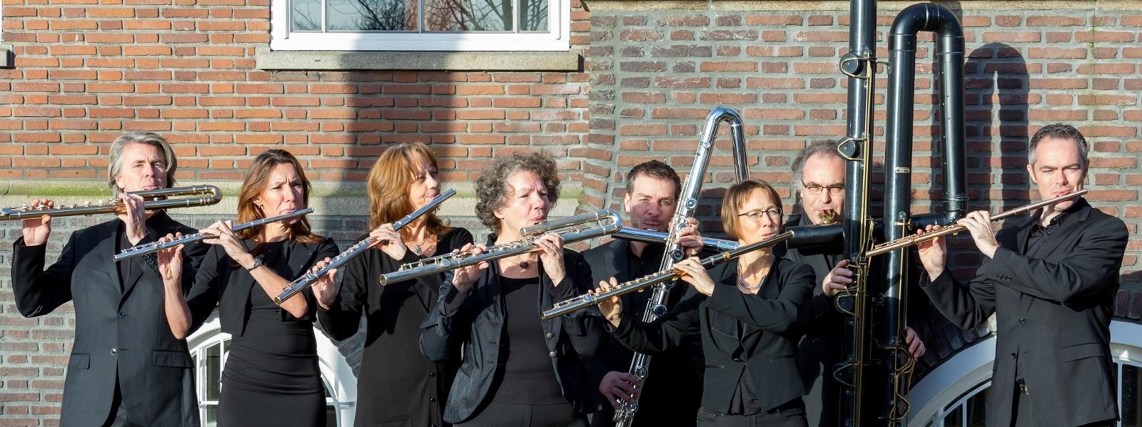 Flute-octet BlowUp!